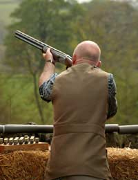 Clay Pigeon Shooting Corporate Clay