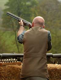 Target Shooting Clay Pigeon Shooting