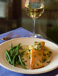 Wines to pair with game and fish for Red wine with fish